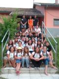 Campus 2005 - con Diana Torto